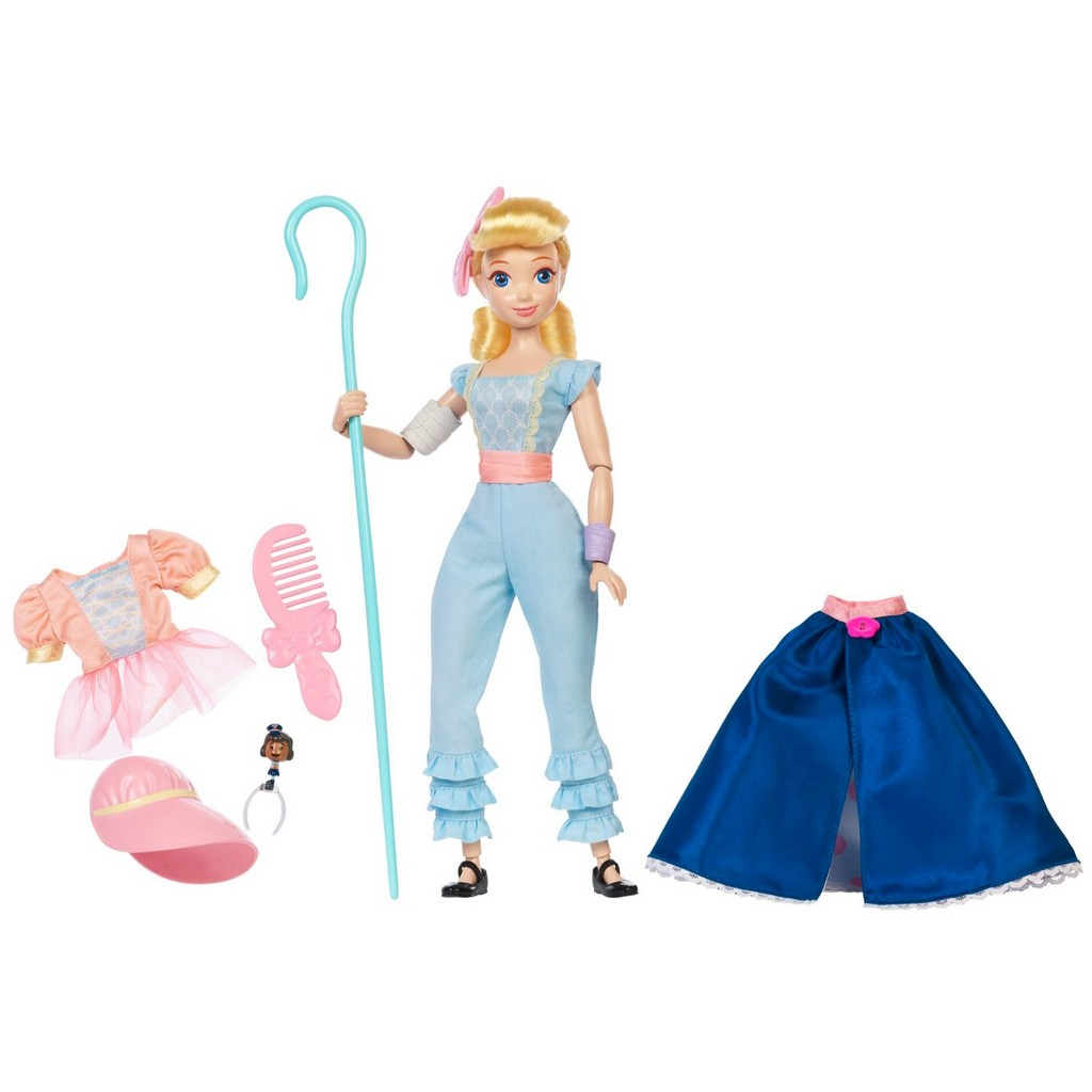 Disney Pixar Toy Story 4 Epic Moves Bo Peep Action Doll - Mattel MTGDR18