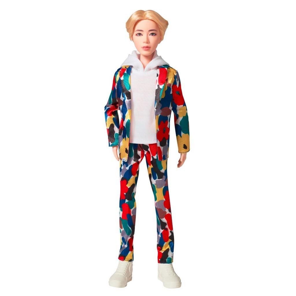 BTS Core Jin Fashion Doll - Mattel MTGKC88