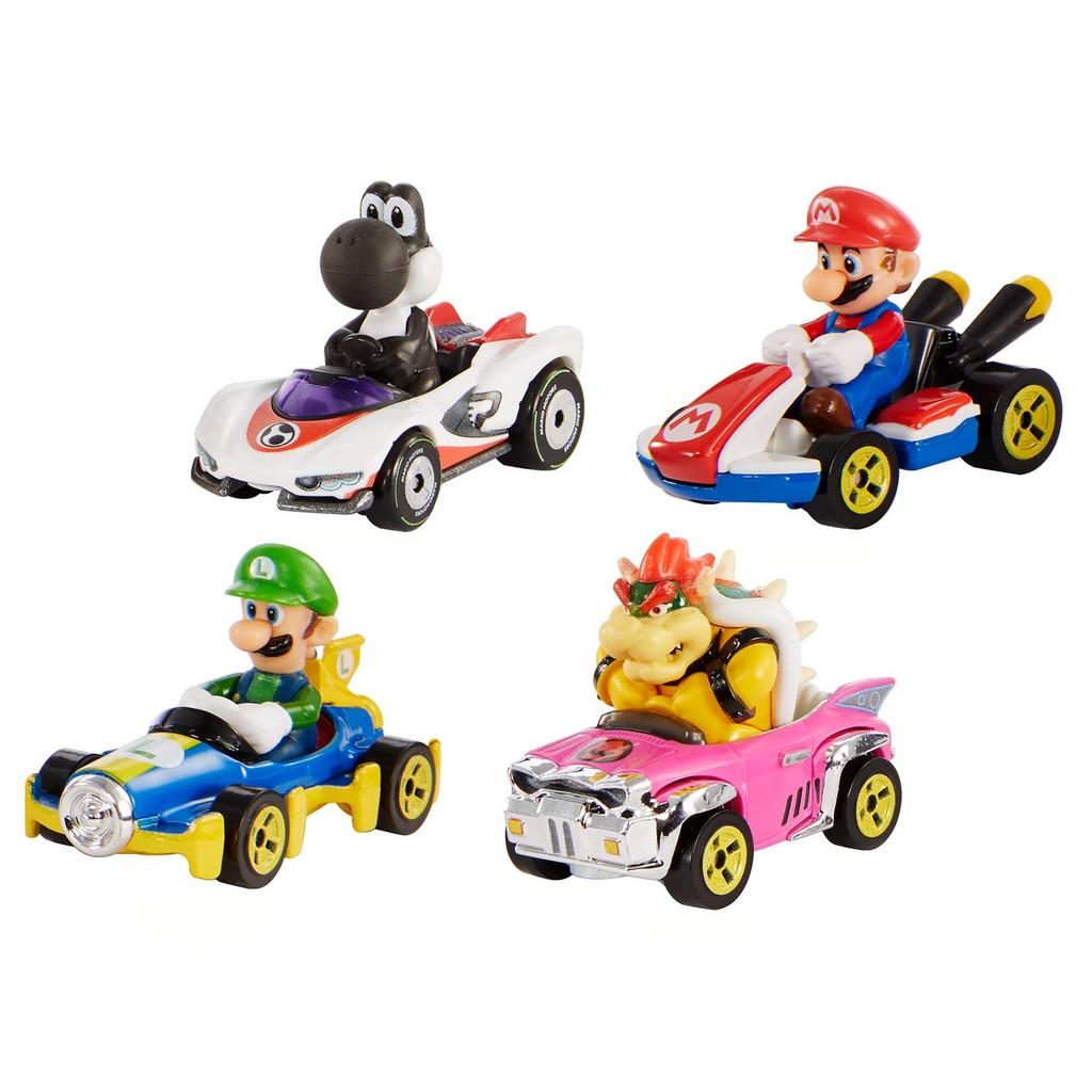 Hot Wheels Mario Kart Bundle - Mattel MTGLN53