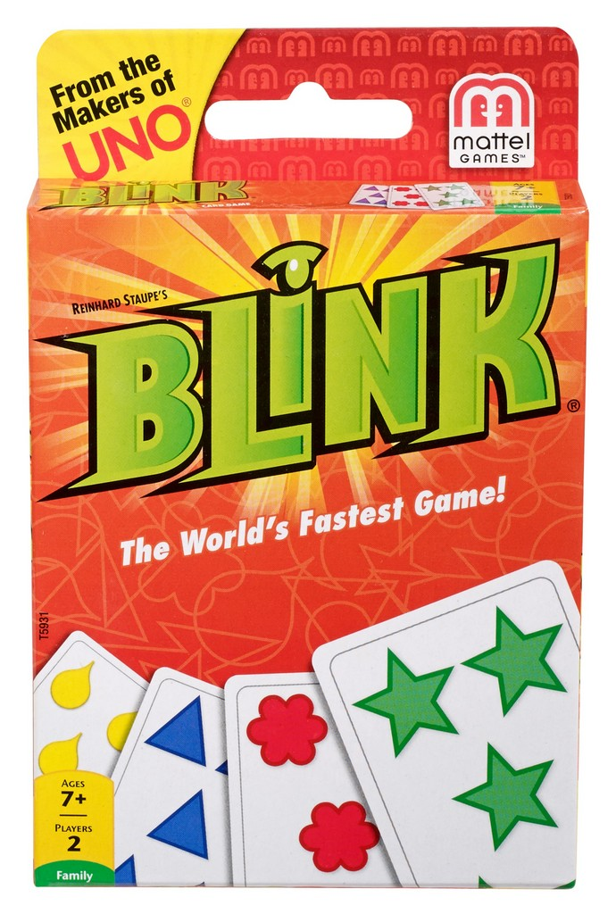 Blink Card Game The World