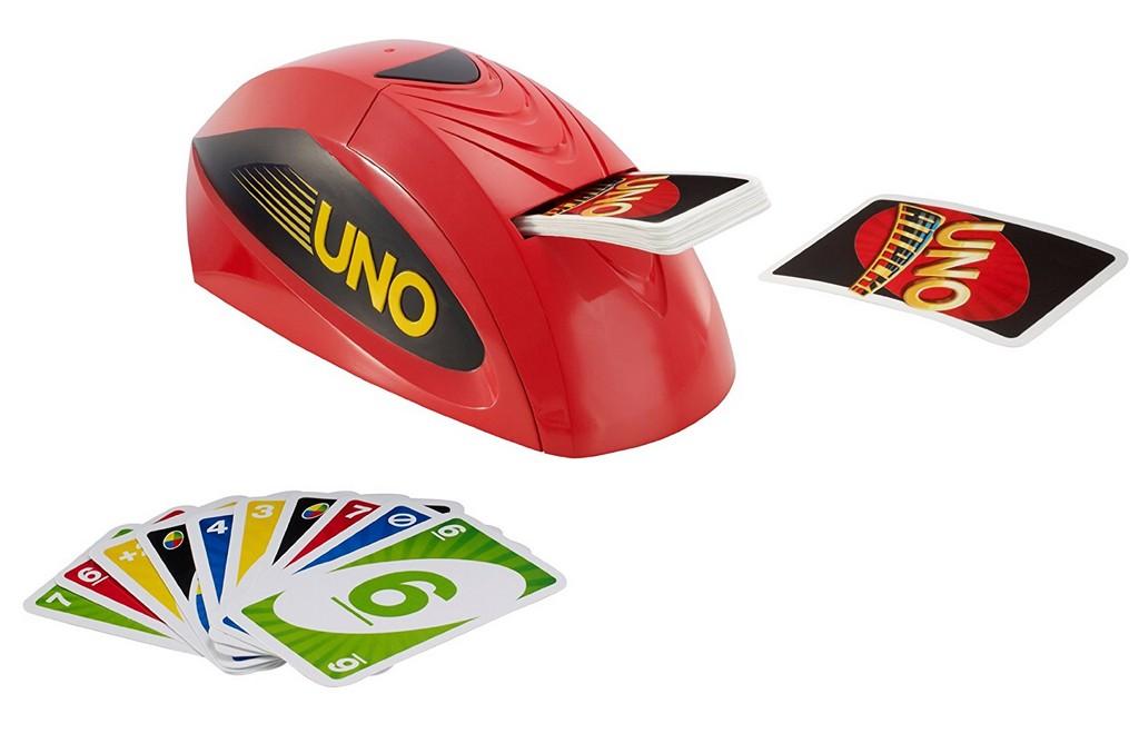 UNO ATTACK! Game - Mattel MTT8219