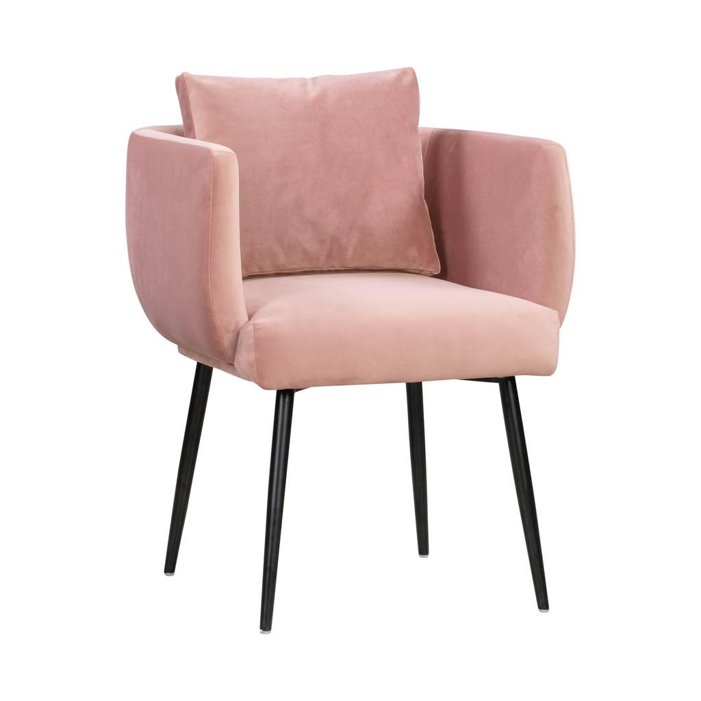 Alto Blush Velvet Chair - TOV Furniture TOV-D44045