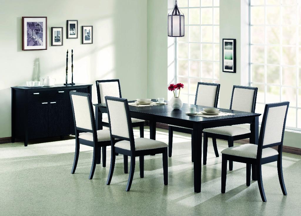 Coaster Furniture Transitional Dining Set Photo