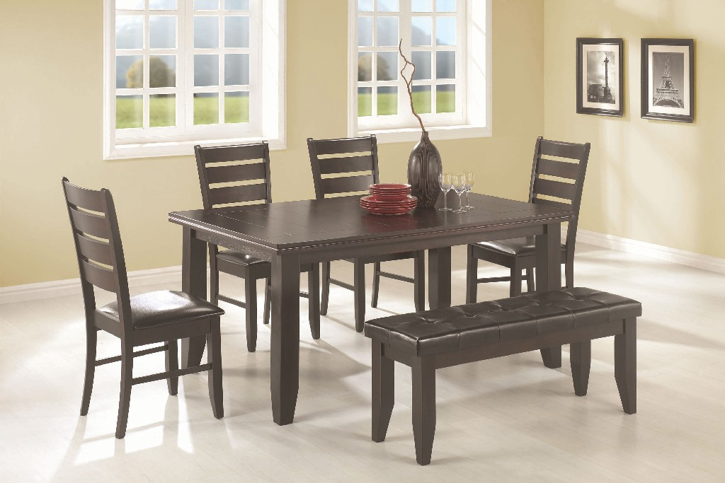 Coaster Furniture Dining Set Photo