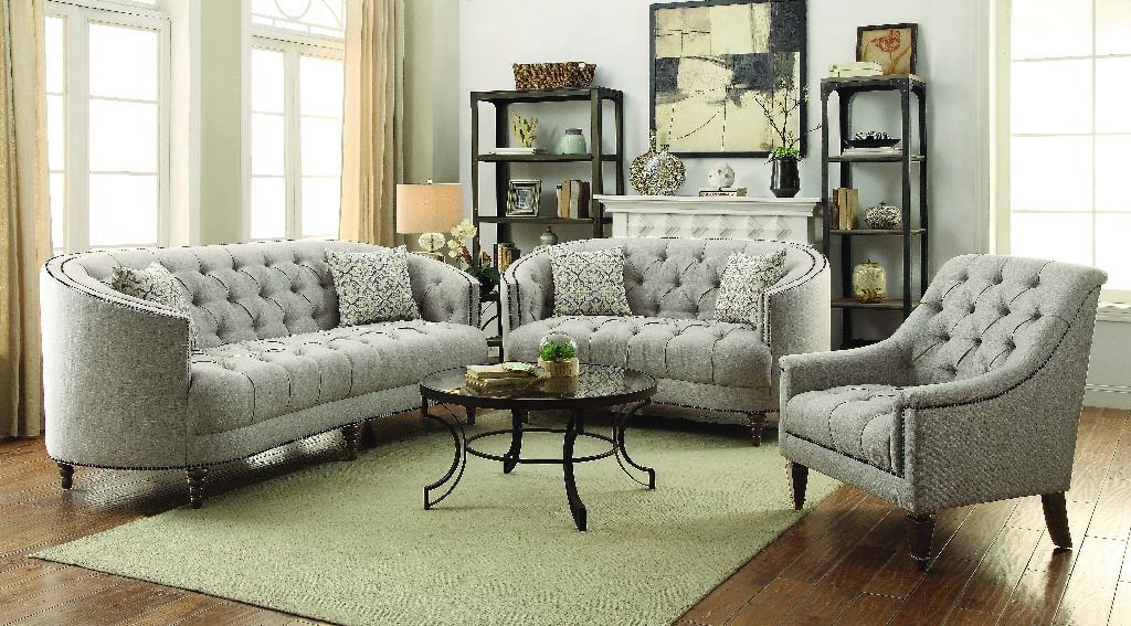 Coaster Living Room Set