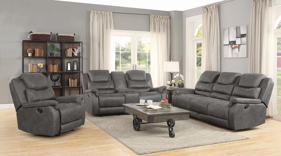 Coaster Furniture Living Room Set Photo