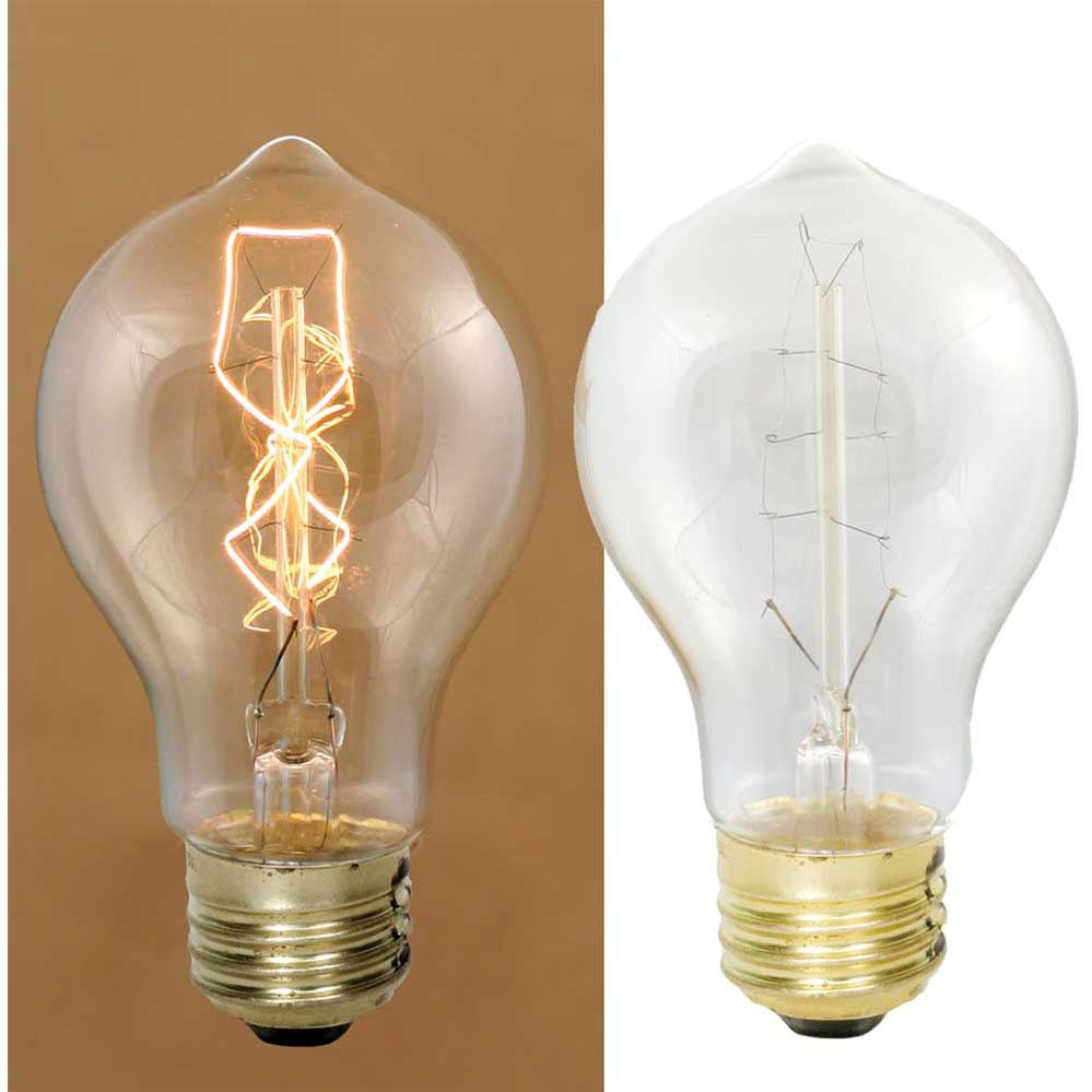 40 Watt Medium Pear Vintage Style Light Bulb - CTW Home Collection 364130