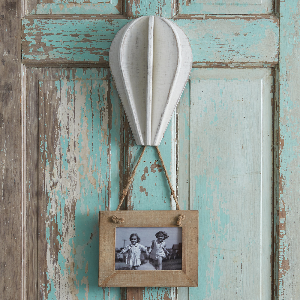 Ainsley Hot Air Balloon Picture Frame - CTW Home Collection 530396