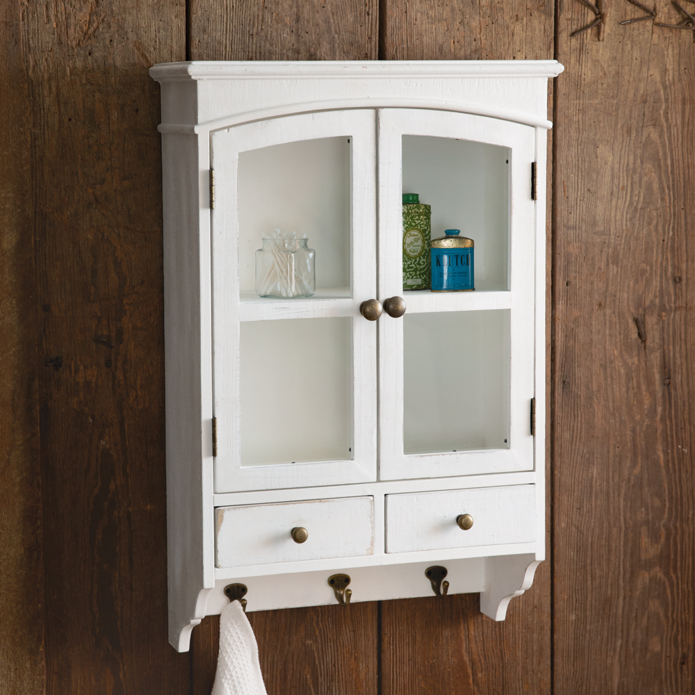 Alma Wall Cabinet - CTW Home Collection 530405
