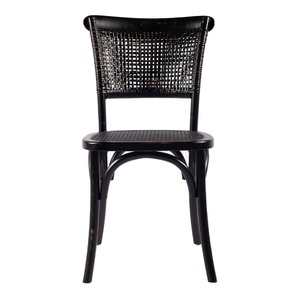 Churchill Dining Chair Antique Black Moe