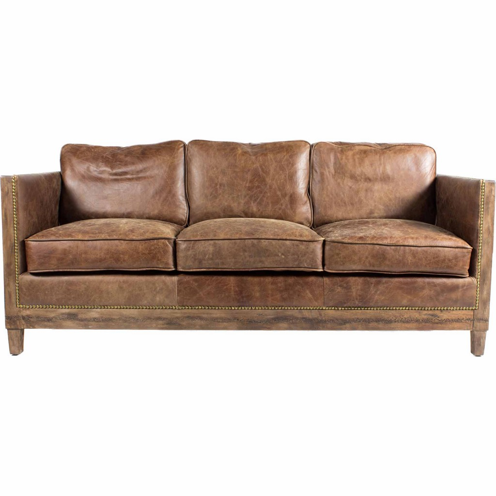 Darlington Sofa Light Brown Moe