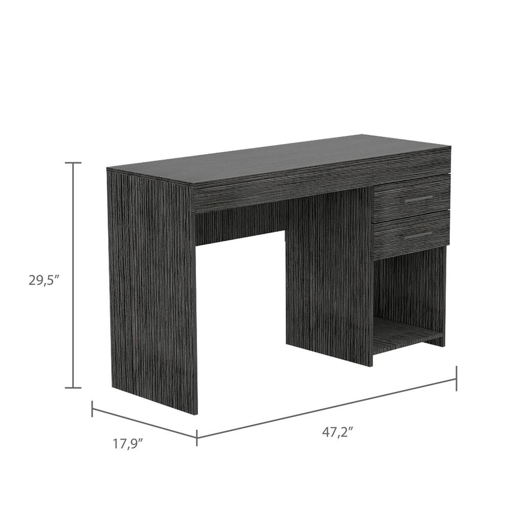 Austin Computer desk with two drawers - RTA Design ELI5697