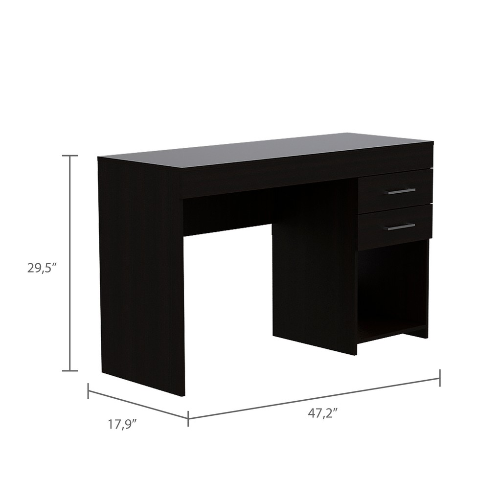 Austin Computer desk with two drawers - RTA Design ELW5695