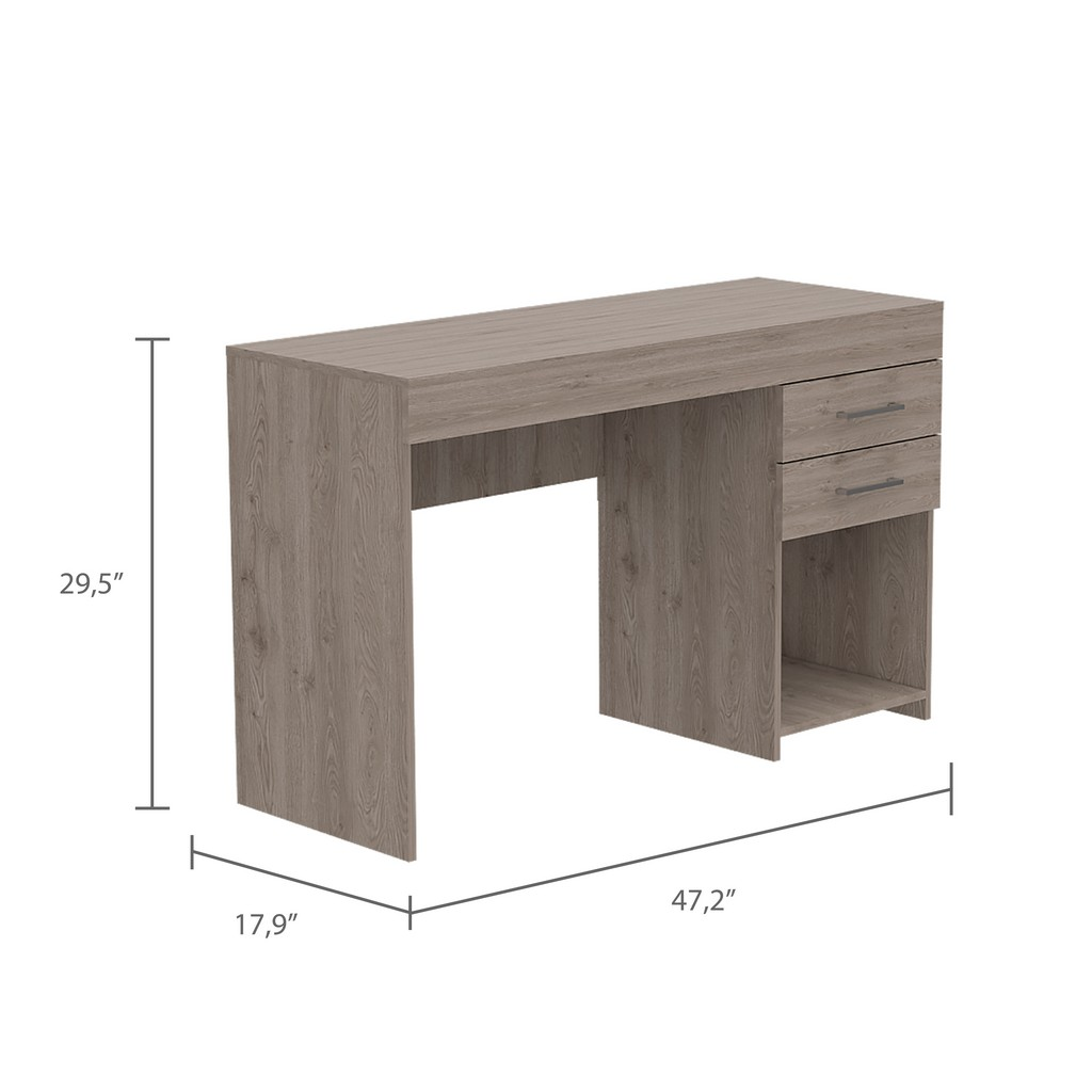Austin Computer desk with two drawers - RTA Design ELZ5696