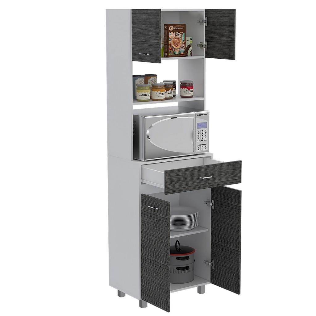 Auburn Microwave Pantry Cabinet - RTA Design MBI5579