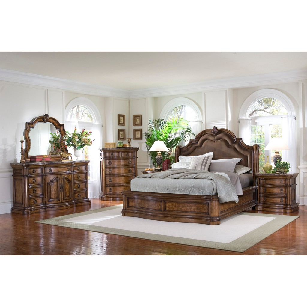 Mateo Queen Bedroom Set