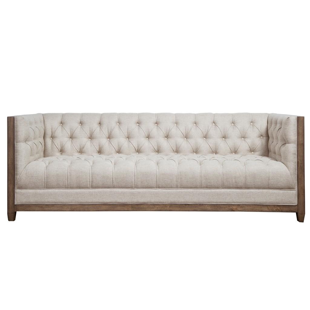 Modern Deconstructed Sofa Meridian
