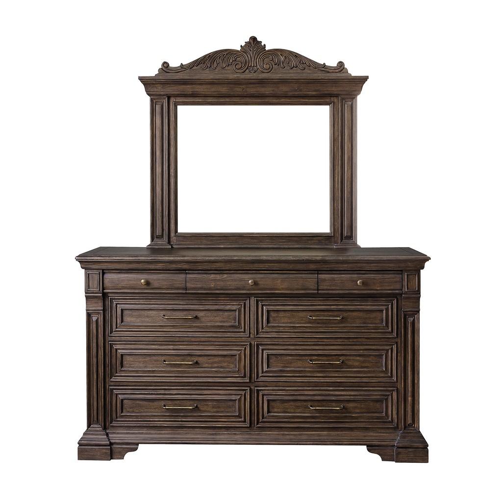 S Dresser Mirror