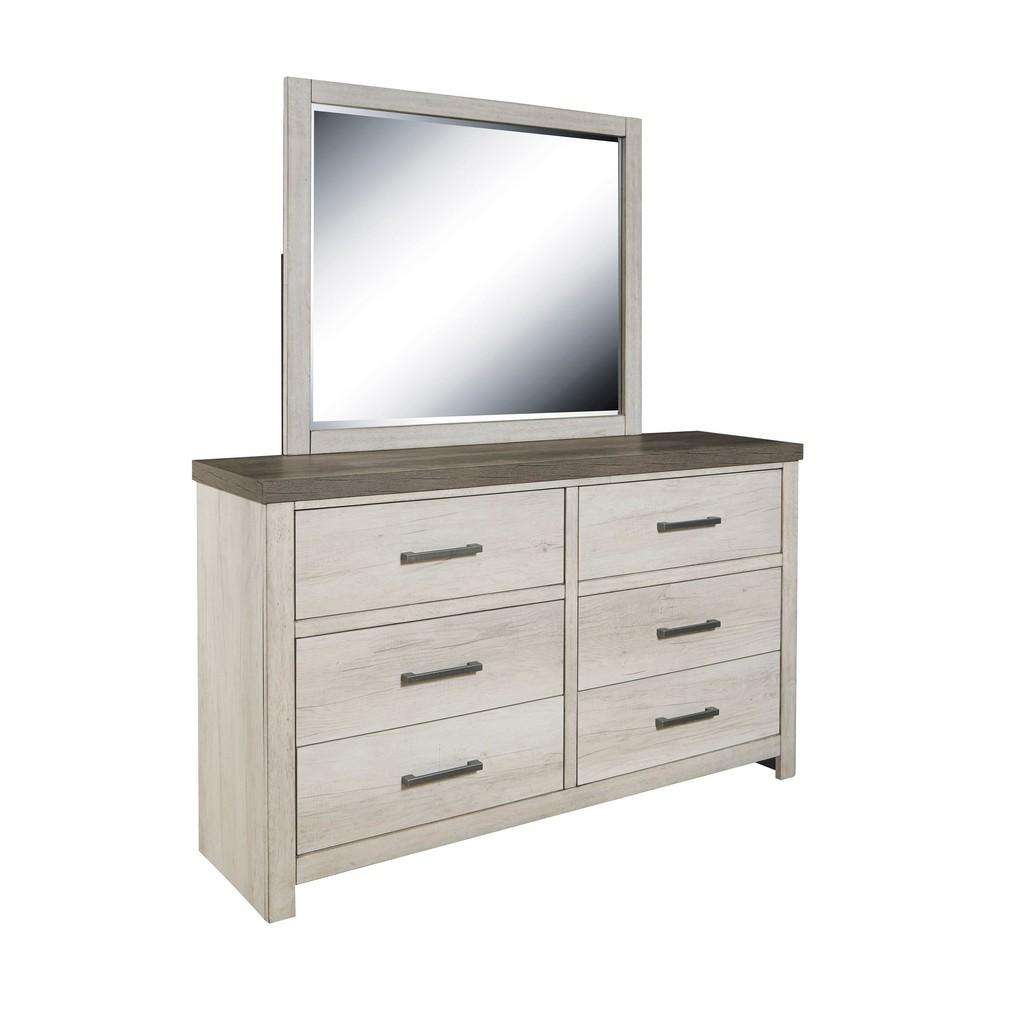 Samuel Lawrence Furniture 6 Drawer Dresser - Home Meridian S466-410 Image