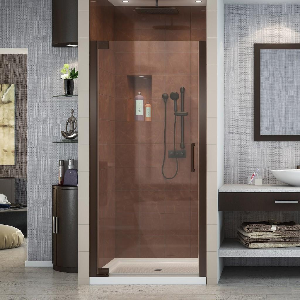 Shower Door Oil Rubbed Bronze Hardware