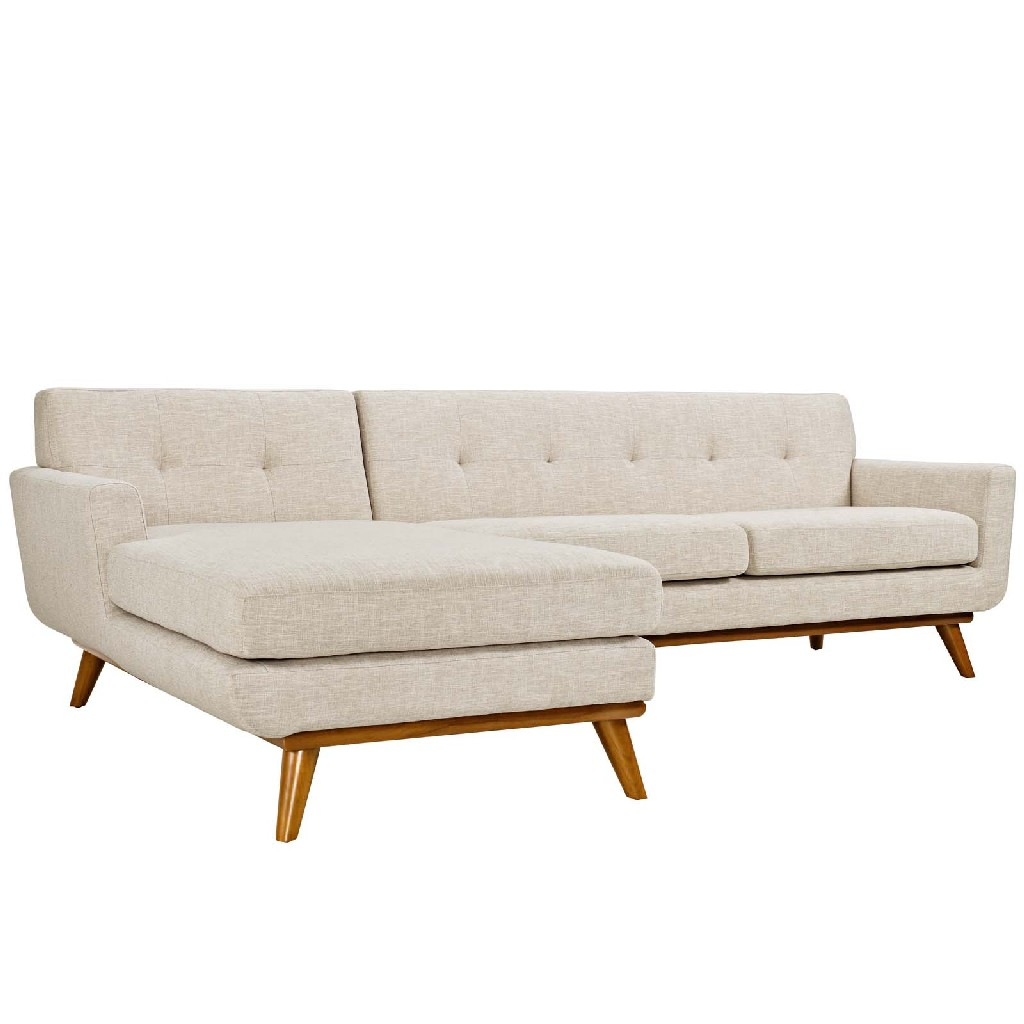 East End Left Facing Sectional Sofa Bei Set
