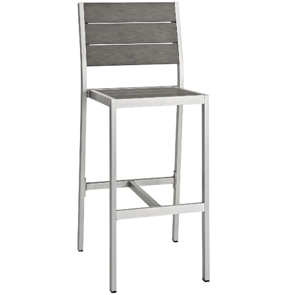 Aluminum | Outdoor | Patio | Stool | Bar