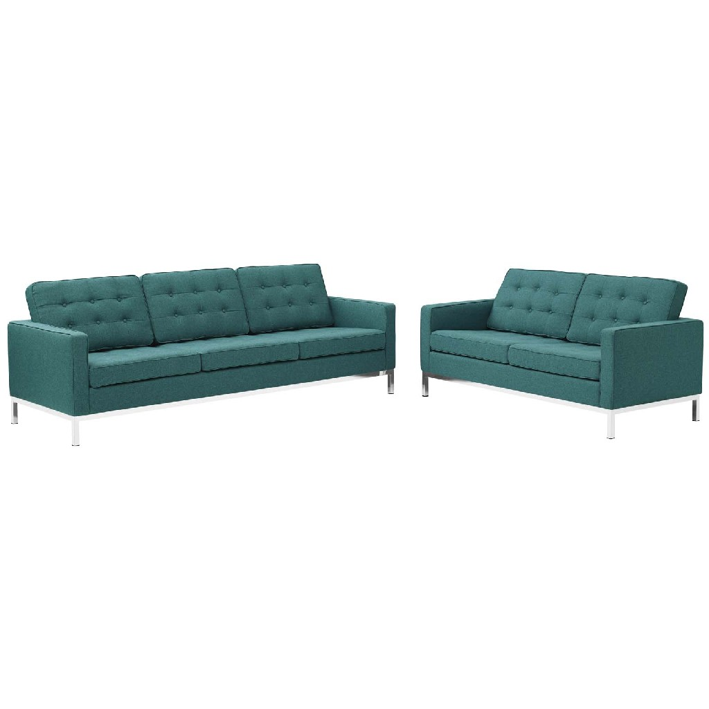 East End Imports Sofa Loveseat Upholstered Set
