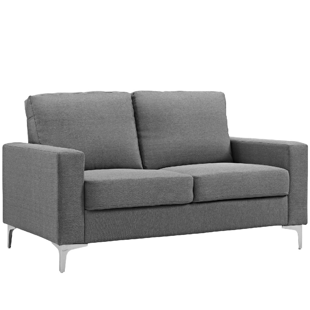 Allure Upholstered Sofa EEI-2777-GRY