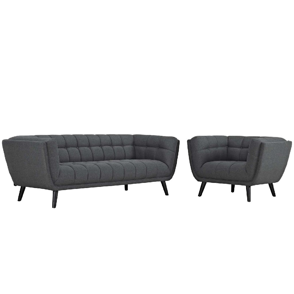 East End Imports Upholstered Sofa Armchair
