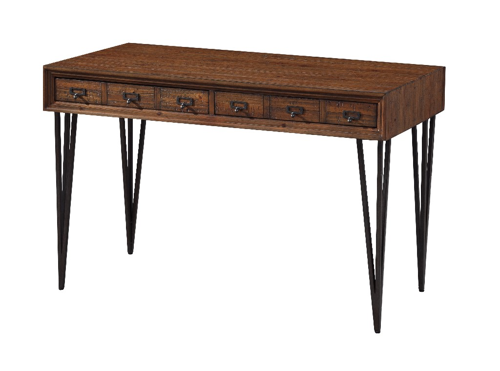 Two Drawer Writing Desk Console Table