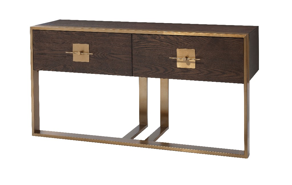 Coast To Coast Midas Two Drawer Console Table