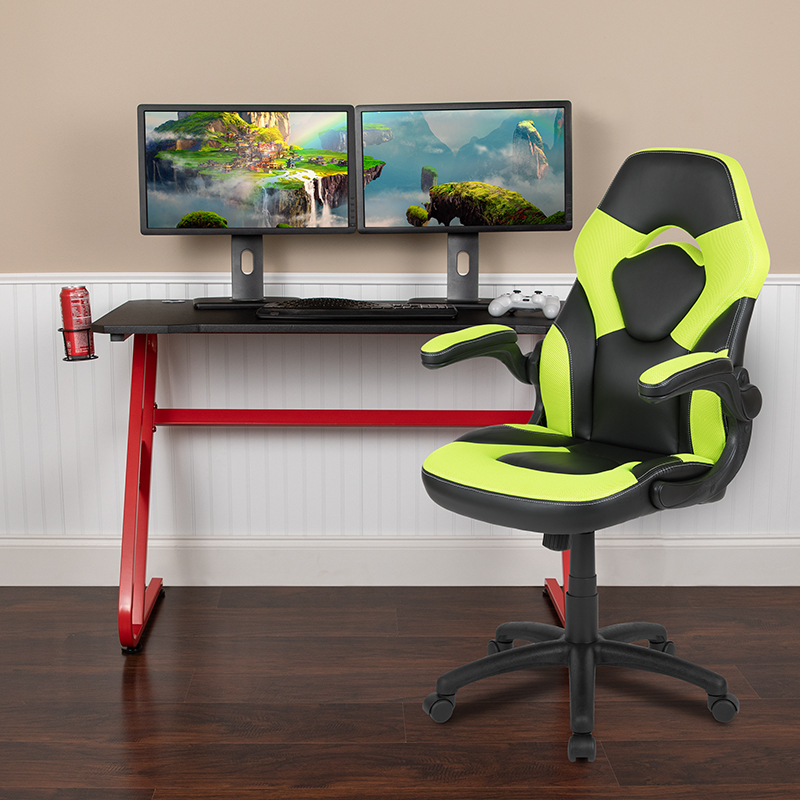 Headphone | Furniture | Holder | Flash | Chair | Hook | Desk | Game | Cup | Red | Set