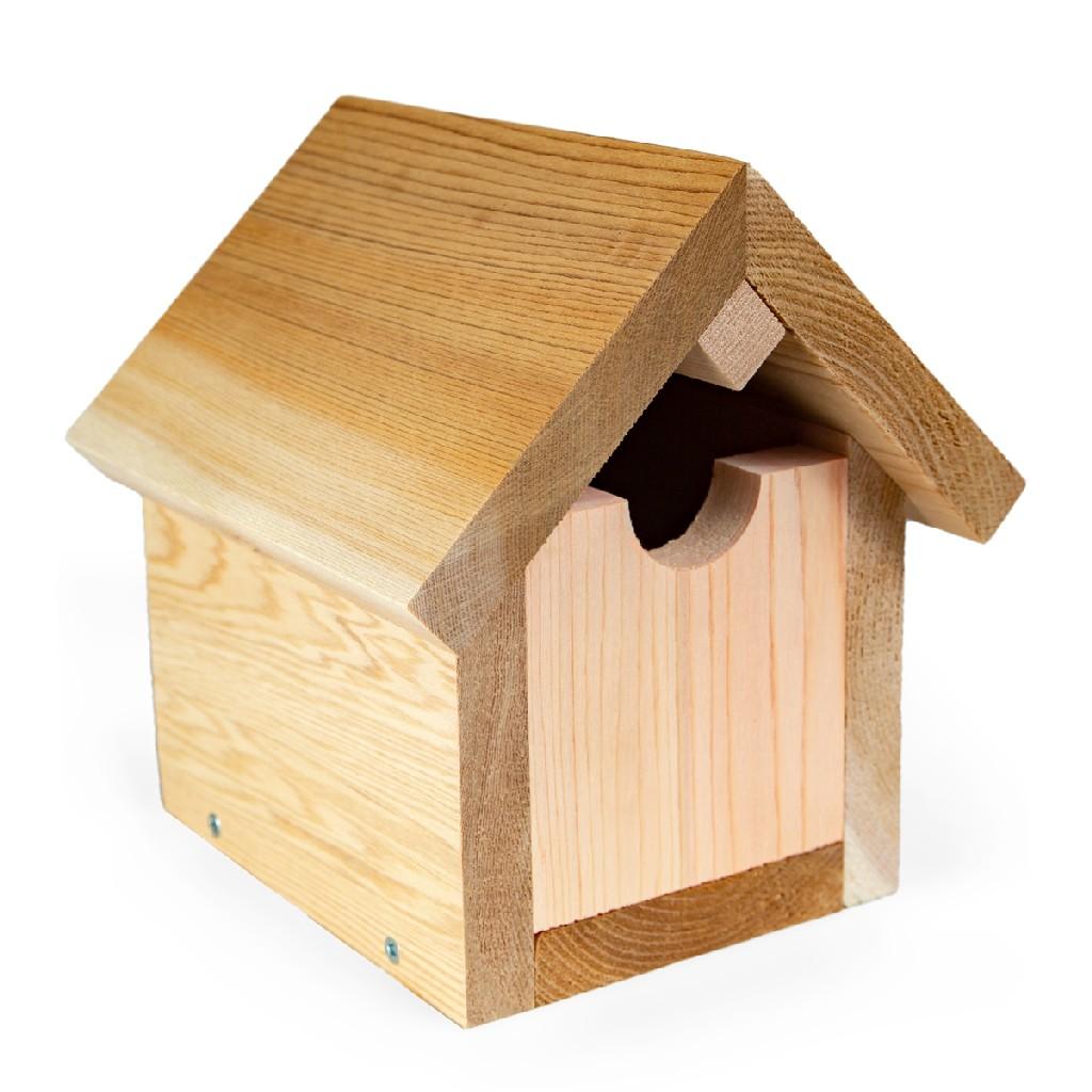 Classic Cedar Birdhouse - All Things Cedar BH08