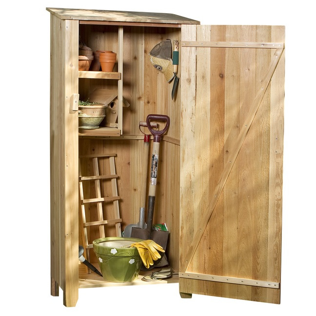 27-in Garden Hutch - All Things Cedar GH20