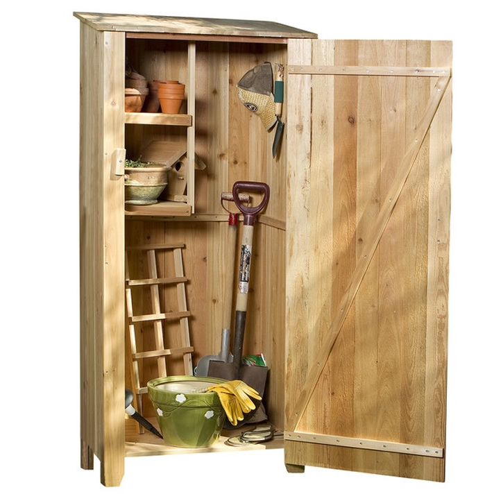 34-in Garden Hutch - All Things Cedar GH30
