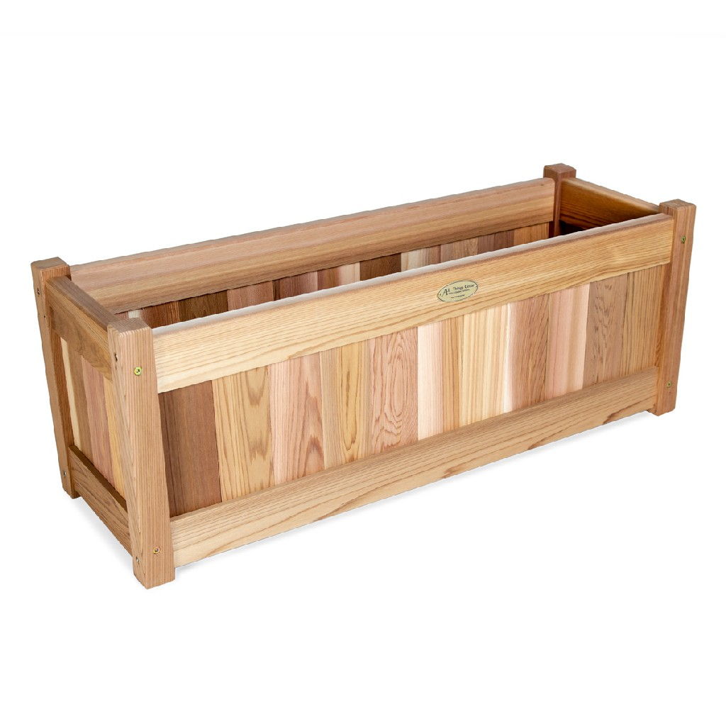 30-in Planter Box - All Things Cedar PL30