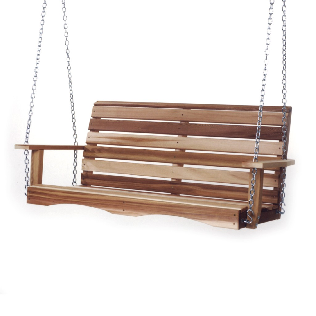 4-ft Porch Swing - All Things Cedar PS48