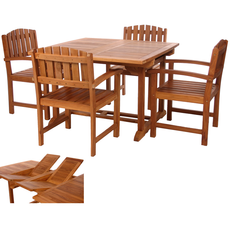 Things Cedar Dining Chair Set