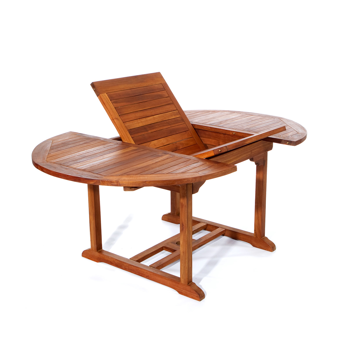 All Things Cedar Oval Dining Chair Set