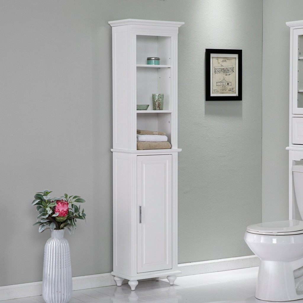 Addleton Bath Storage Cabinet - Southern Enterprises BT1103312