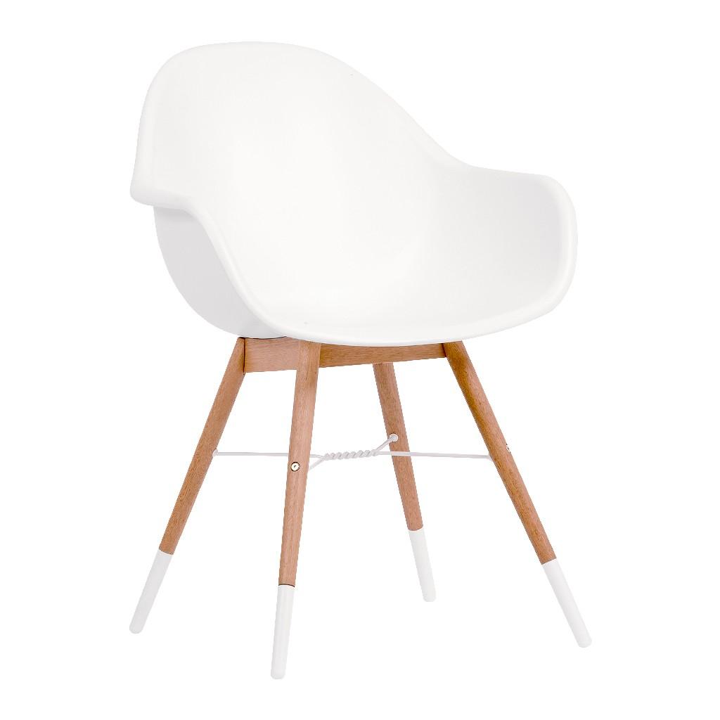 Amazonia 4 Piece Teak Patio Armchair Set - International Home 4CHAMW_LT