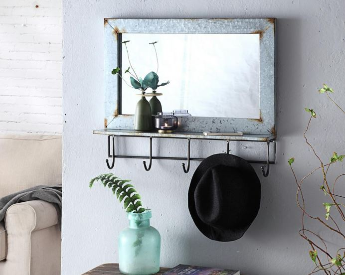 Abbey Collection Mirror - 4D Concepts 181001