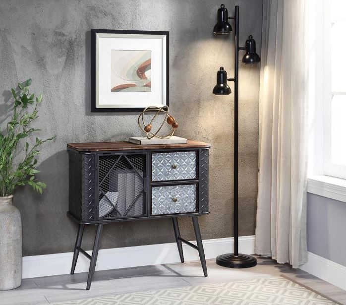 Forester Collection 2 Drawer Credenza - 4D Concepts 184015