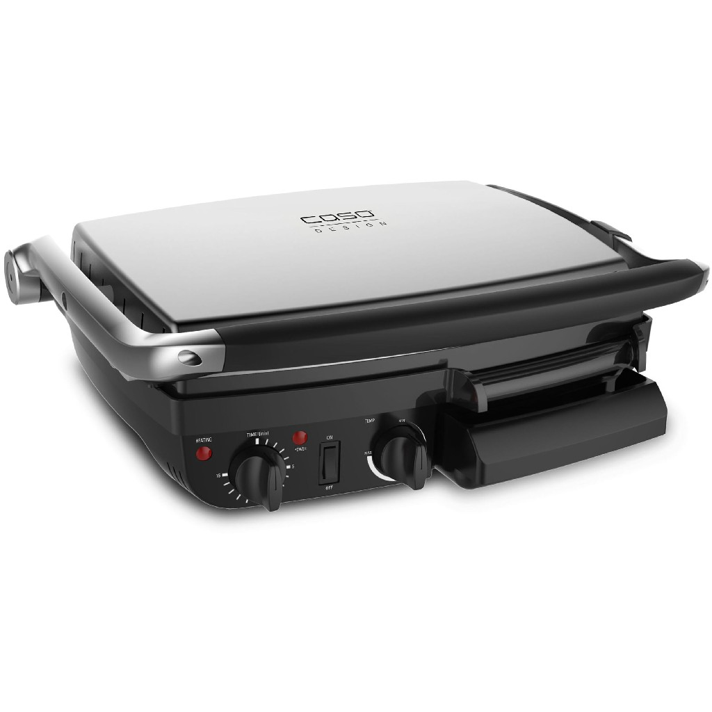 PG 1600 Panini Grill & Griddle - Caso 12835