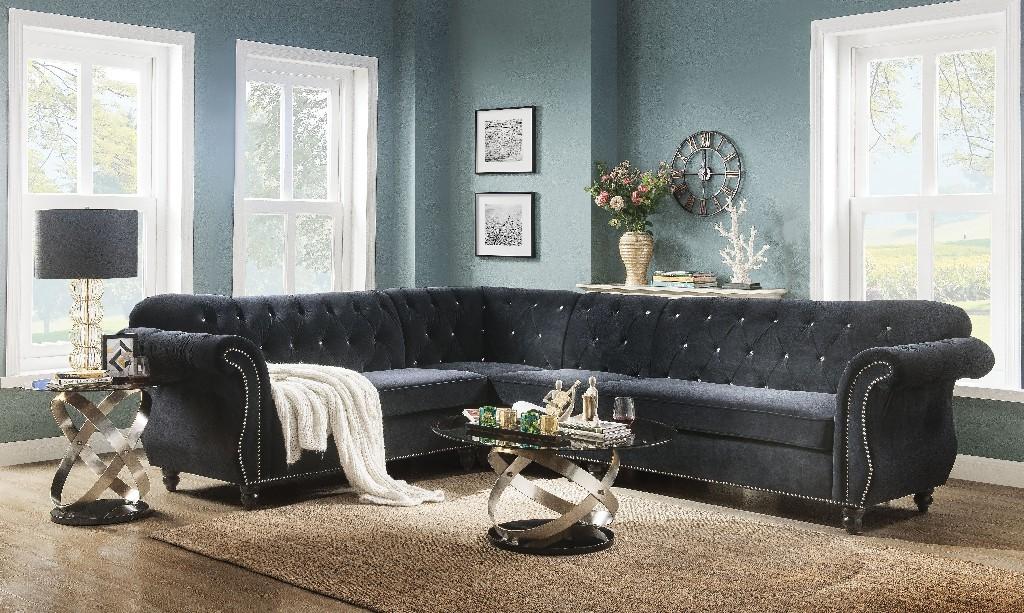 Acme Furniture Sectional Sofa Photo