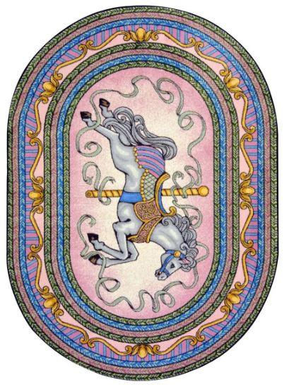 Carpet   Pink   Kid   Rug