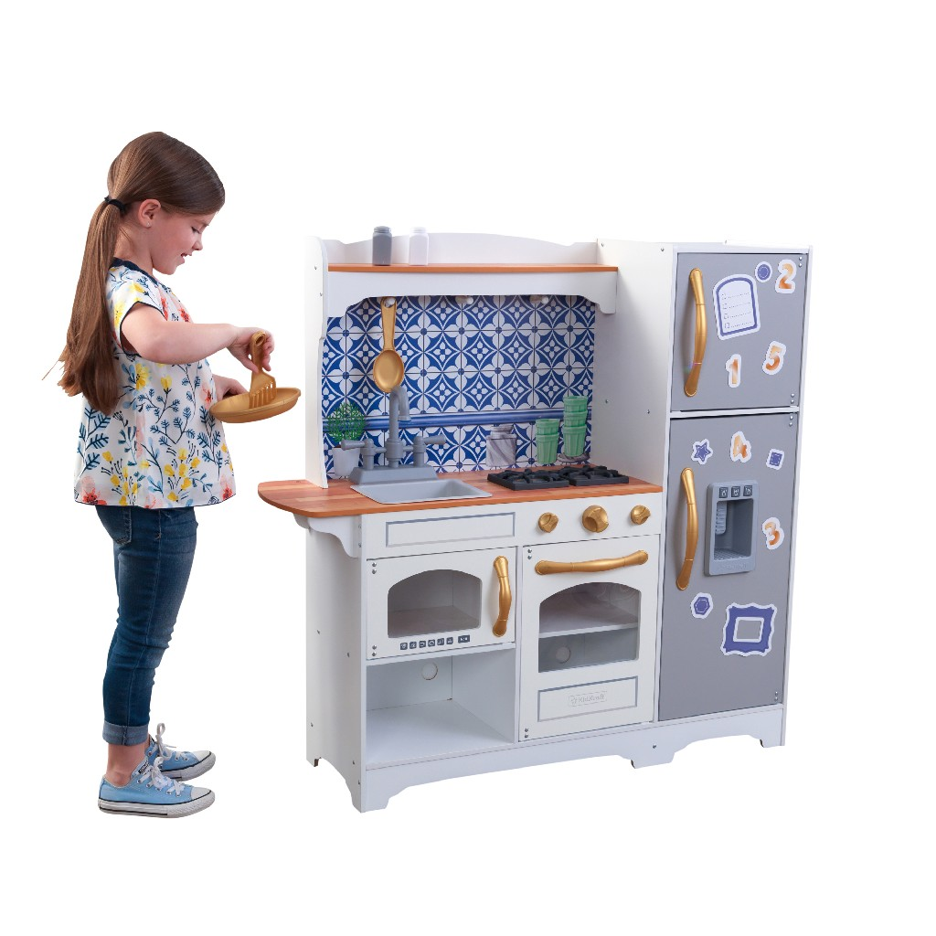 Mosaic Magnetic Play Kitchen - Kidkraft 53448
