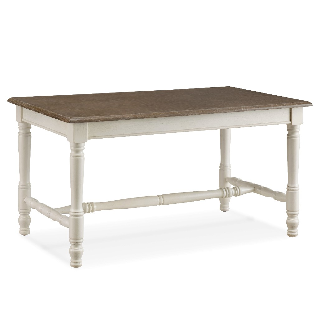 Toscana Toscana Two-tone Condo/Apartment Coffee Table - Leick 11703