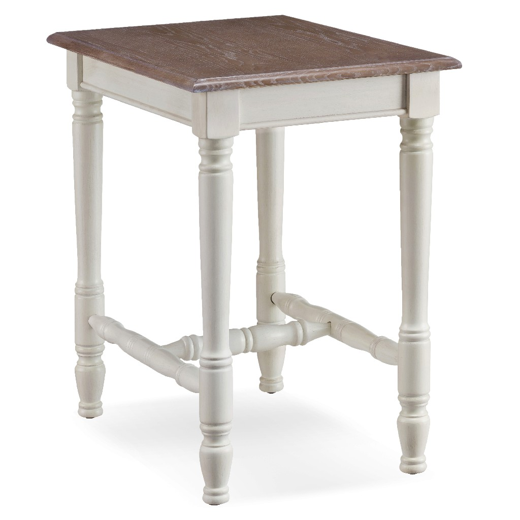 Toscana Toscana Narrow Chairside Table - Leick 11705