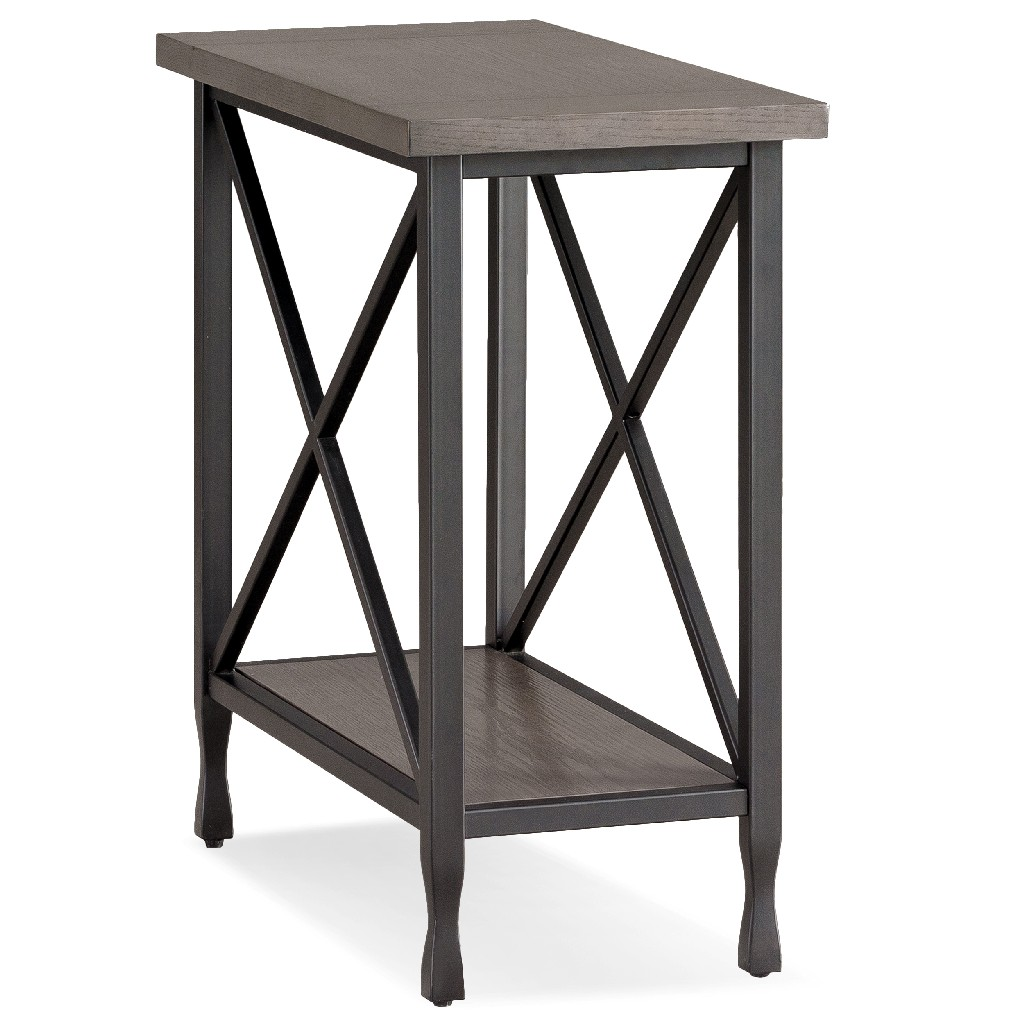 Chisel&Forge Narrow Chairside/Recliner Table - Leick 23005